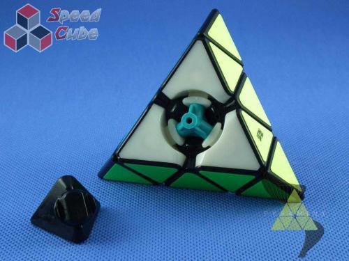 MoYu Magnetic Pyraminx Czarna