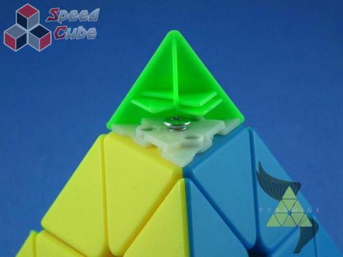 MoYu Magnetic Pyraminx Kolorowa