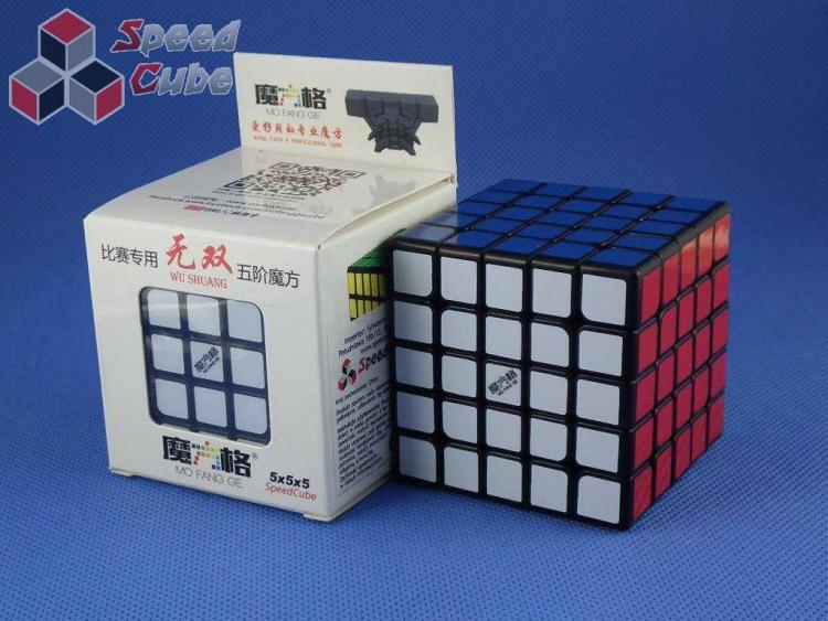 MoFangGe QiYi 5x5x5 WuShuang Czarna