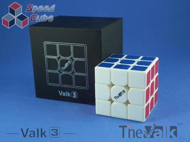 MofangGe QiYi The Valk 3 3x3x3 Biała