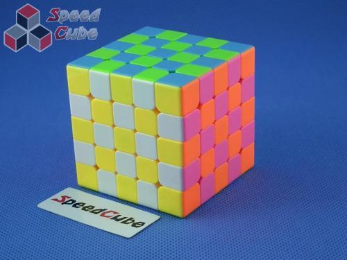 Cube Style 5x5x5 BenTeng Kolorowa Pink