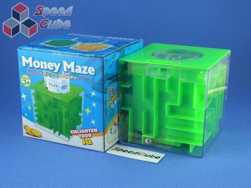 Maze Spiral Bank Big Green