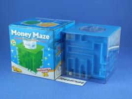 Maze Spiral Bank Big Blue