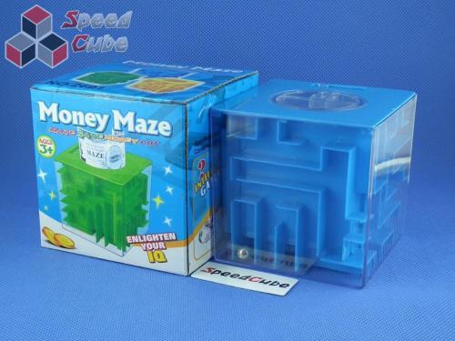 Maze Spiral Bank Big Blue