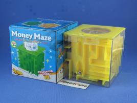 Maze Spiral Bank Big Yellow