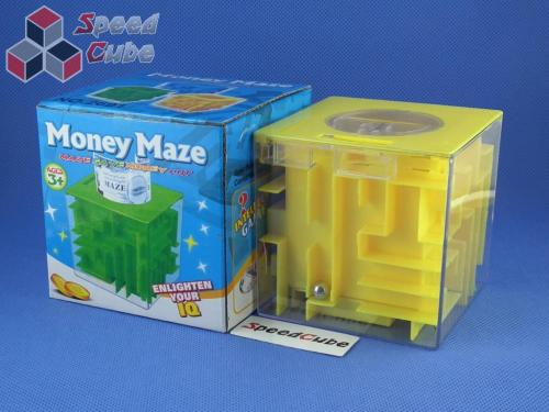 Maze Spiral Bank Big Yellow