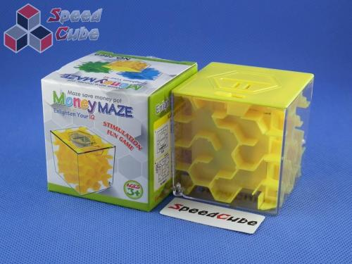 Maze Honey Bank Small Yellow