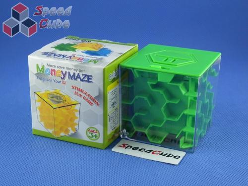 Maze Honey Bank Small Green