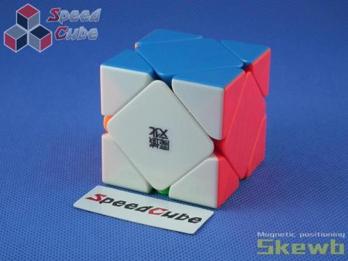 MoYu Magnetic Skewb Kolorowa