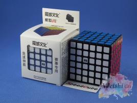 MoYu WeiShi GTS 6x6x6 Czarna