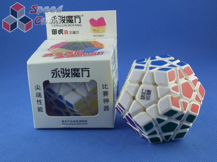 YongJun Megaminx YuHu R Biały