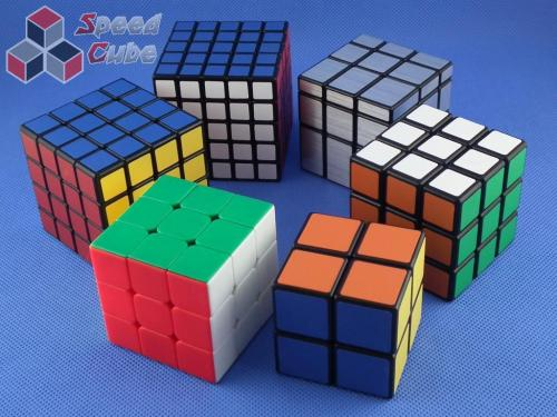 ShengShou Big zestaw 6 kostek vol.2