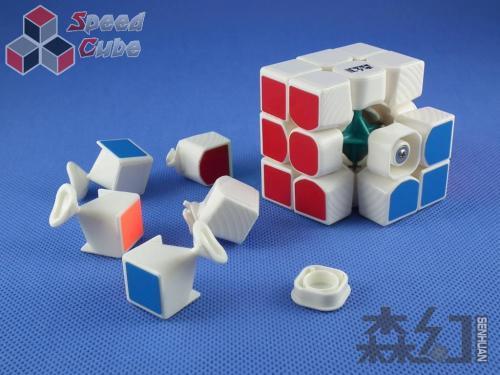 MoYu SenHuan Mars 3x3x3 Biała