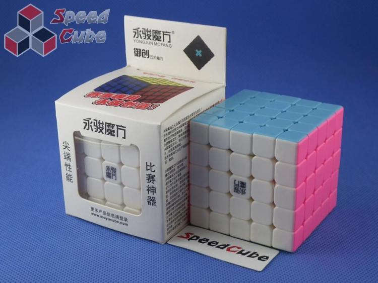 YongJun YuChuang 5x5x5 Kolorowa Pink