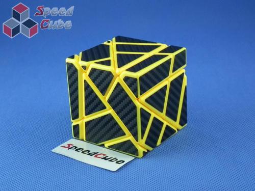 FangCun Ghost Cube Yellow Body Black Carbon Stick.