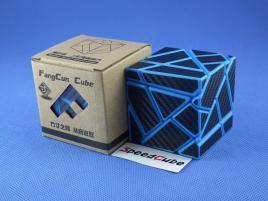 FangCun Ghost Cube Blue Body Black Carbon Stick.