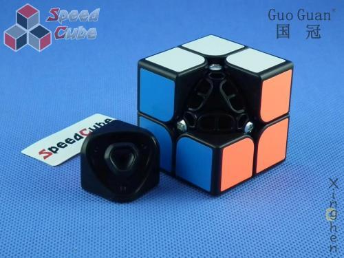 MoYu GuoGuan XingHen 2x2x2 Black