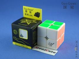 MoYu GuoGuan XingHen 2x2x2 White