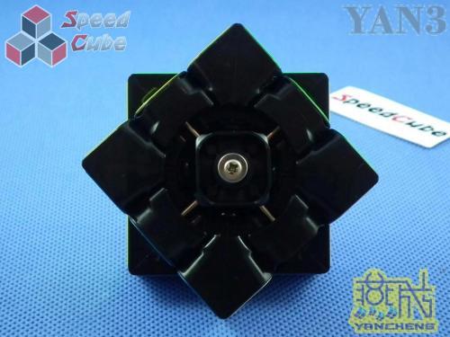 MoYu YanCheng Yan3 3x3x3 Czarna