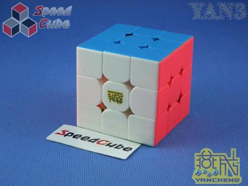MoYu YanCheng Yan3 3x3x3 Kolorowa