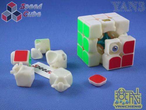 MoYu YanCheng Yan3 3x3x3 Primary