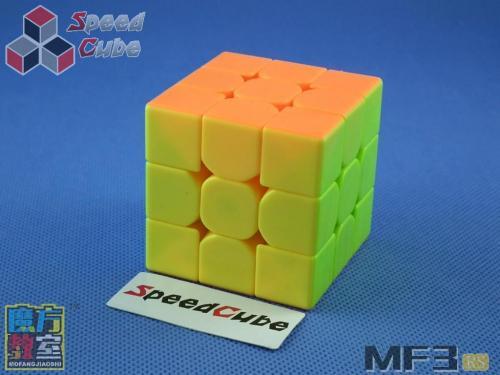 MoYu MoFang JiaoShi 3x3x3 MF3RS Kolorowa PiNK