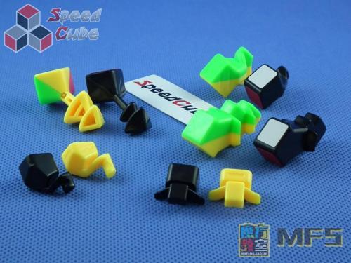 MoYu MoFang JiaoShi 5x5x5 MF5 Czarna