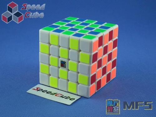 MoYu MoFang JiaoShi 5x5x5 MF5 Biała