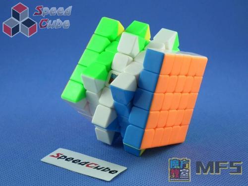 MoYu MoFang JiaoShi 5x5x5 MF5 Kolorowa