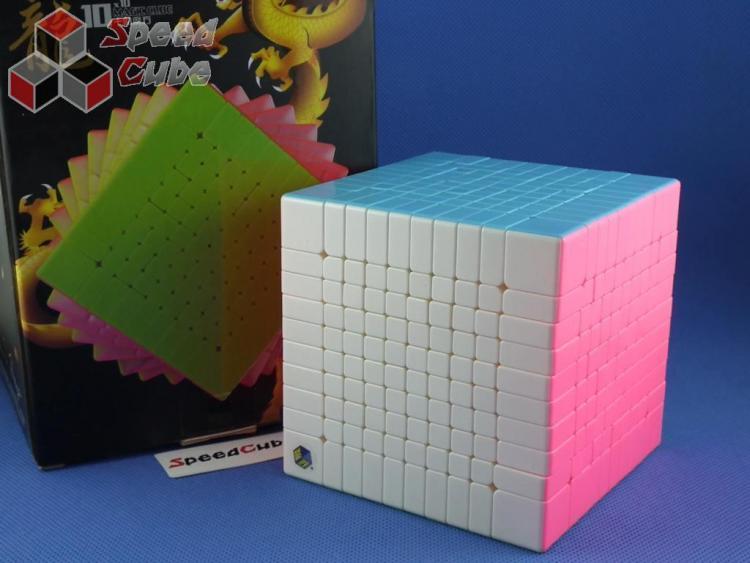 ZhiSheng YuXin HuangLong 10x10x10 Kolorowa PiNK