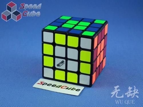 MoFangGe QiYi 4x4x4 WuQue Czarna