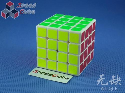 MoFangGe QiYi 4x4x4 WuQue Biała