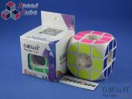 FangGe Cube Style 3x3x3 Void White
