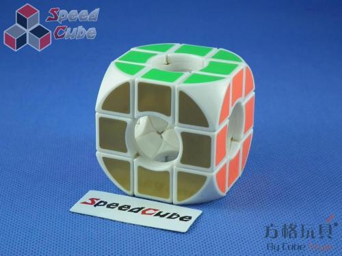 Cube Style 3x3x3 Void White