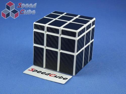 Cube StyleCube Style Mirror 3x3x3 White Body - CarBon stickers
