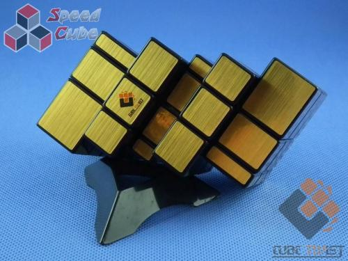 Cube Twist 3x3x5 Mirror Gold