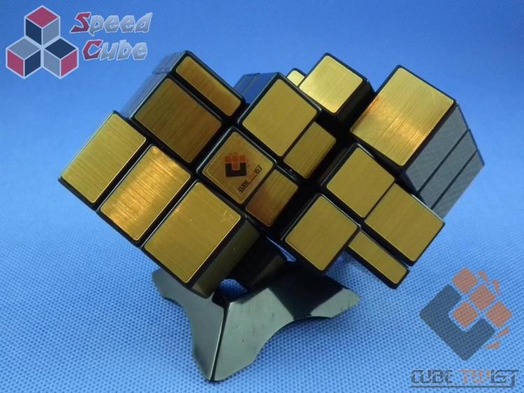 Cube Twist 3x3x5 Mirror Gold