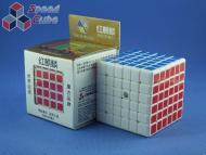Części ZhiSheng YuXin Red Unicorn 6x6x6 Biała