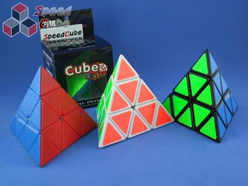 Cube Style Triumph Pyraminx Czarna