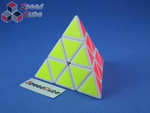 Cube Style Triumph Pyraminx Biała