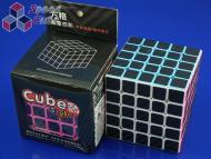FangGe Cube Style 5x5x5 BenTeng Carbon Stick.