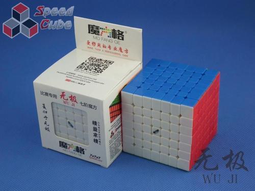 MoFangGe QiYi 7x7x7 WuJi Kolorowa