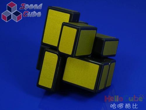 HelloCube Flat 2x2 Golden Stickers
