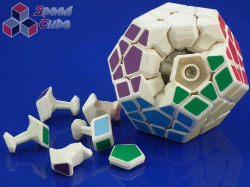 FanXin Megaminx White