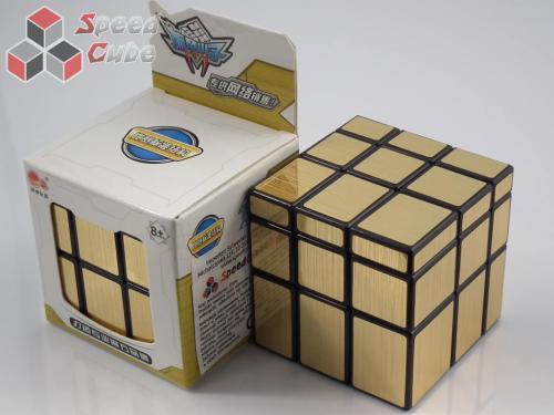 Cyclone BoYs Mirror Black Golden Stickers