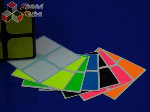 Naklejki 2x2x2 Z-Stickers Florian Full Bright 50 mm