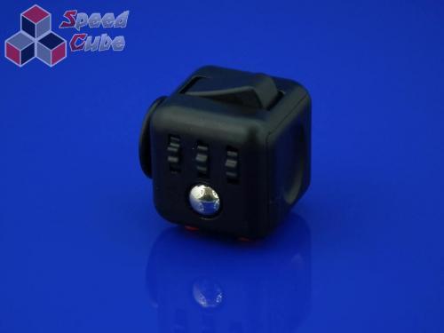 FidGet Cube - Kostka odstresowująca BL/BLACK