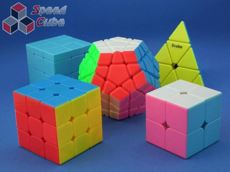 Z-Cube Five Cubes Set vol.2