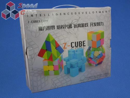 Z-Cube Five Cubes Set vol.2