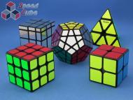 Z-Cube Five Cubes Set vol.1 Black
